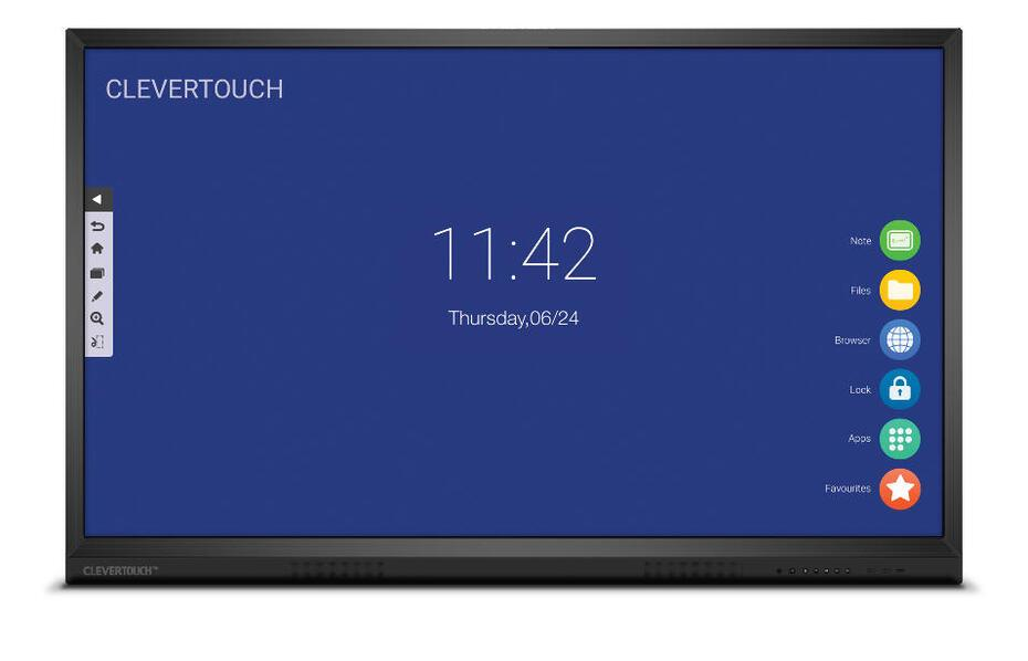Monitor CleverTouch V 4K Android 75