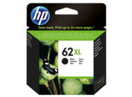 HP nº62XL PRETO ORIGINAL