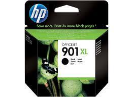 HP CC654A ( 901XL ) PRETO ORIGINAL
