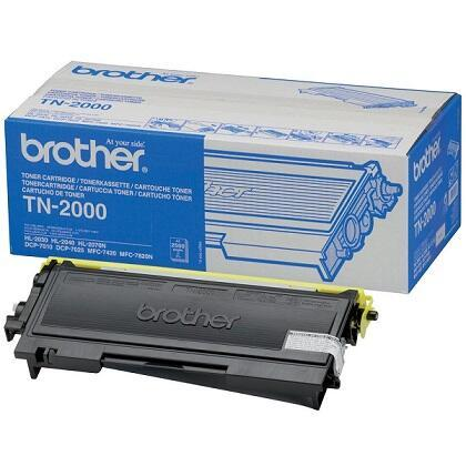 BROTHER TN2000 ORIGINAL
