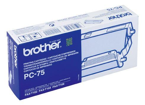 BROTHER PC75 ORIGINAL