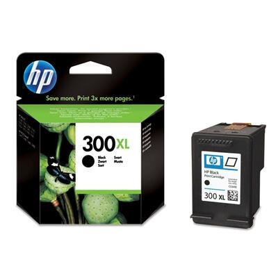 HP CC641E ( 300XL ) PRETO ORIGINAL